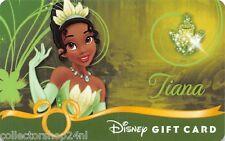 Gift Card : Disney USA Heart of a Princess Tiana No: P10426