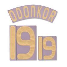 Original DFB Deutschland Odonkor Flock fürs Away Adidas Trikot EM 2008 Quali2010