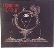 DAMNATION GALLERY: Black Stains ITALY Black Heavy Metal Digipak CD