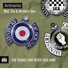 Anthems: Mod, Ska & Northern Soul - Ministry Of Sound - Various (NEW 3CD)