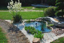 Laghetto per giardino modello Bahamas in vetroresina, garanzia di 25 anni!