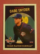 2019 Choice, Cedar Rapids Kernels - GABE SNYDER