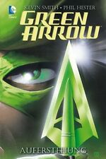 Green ARROW 1: resurrezione HC tedesco (US 1-10) Variant-Hardcover Kevin Smith