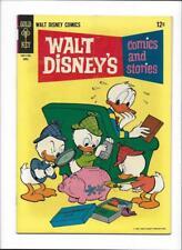 WALT DISNEY'S COMICS & STORIES #319  [1967 GD-VG]  DETECTIVE COVER!