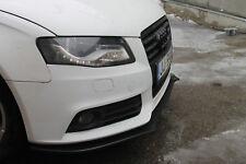 P Audi A4 S4 B8 PreFacelift P Performance Valance Front Bumper Spoiler Chin Lip