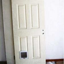 Pet Door Locking Small Large Dog And Cat Flap Door Frame Manual