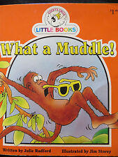 Cocky's Circle Little Books  What a Muddle! by Julie Radford 1998 1st ed., OOP