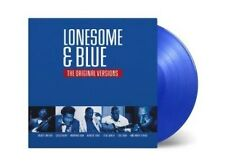 Lonesome & Blue The Original Versions LP BLUE Vinyl Rolling Stones 180g Limited