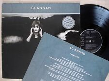 Clannad Macalla + Inner A-1 B-1 UK LP Bono U2 RCA PL 70894 1985 VG/EX