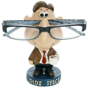 Dad Spec Holder Novelty Reading Glasses Nose Stand Father's Day Xmas Gift