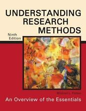 Understanding Research Methods-9th Ed : An Overview of the Essentials by...