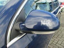 el. Außenspiegel links VW Passat 3C maritimblau LA5E Spiegel blau