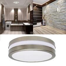 Decken Wandleuchte rund IP44 E27 Deckenlampe Wandlampe für LED & ESL SAVONA II