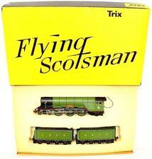 Trix OO HO A3 FLYING SCOTSMAN STEAM LOCOMOTIVE 2 TENDER USA TOUR 1969 MIB RARE!