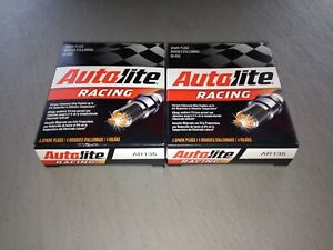 EIGHT(8) Autolite AR135 Racing Spark Plug SET fits Champion V63C NGK R5673-7