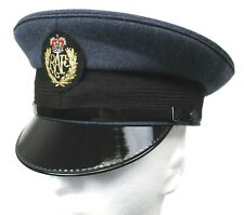 da37b9a68a4 RAF ROYAL AIR FORCE PEAKED CAP with BADGE sizes available 52-59cm