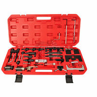 29 tlg. Zahnriemenwerkzeug SET geeignet für V.A.G. Motoren inkl. Koffer AUDI VW