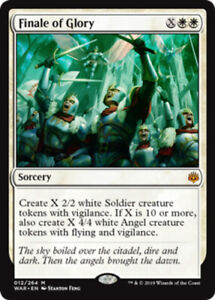 Finale of Glory x1 Magic the Gathering 1x War of the Spark mtg card