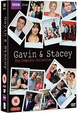 GAVIN AND STACEY COMPLETE SERIES 1 2 3 BOX SET CHRISTMAS SPECIAL NEW UK R2 DVD