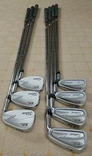 Titleist ZB forged iron set 4-PW 2° upright