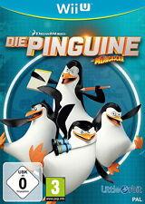 Die Pinguine aus Madagascar (Nintendo Wii U, NEU+OVP)