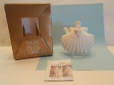 """New listing Margaret Furlong Song Of New Life Angel #416- 4"""" Spec Ed Yr 2000 - w/box & stand"""