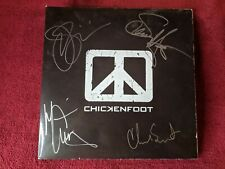 (LP) CHICKENFOOT (Signed Autographed Vinyl Album) Sammy Hagar, Joe Satriani