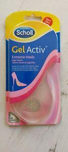 Scholl GelActiv Extreme Heels Gel Insoles for Women