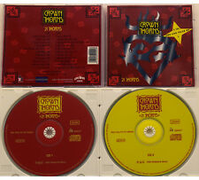 Crown of Thorns - 21 Thorns (2 CDs, 1995) Jean Beauvoir, Voodoo X, Paul Stanley