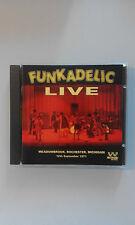 FUNKADELIC - LIVE - CD