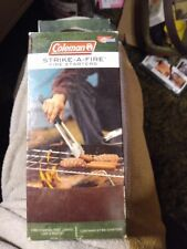 Coleman Strike- A- Fire Fire Starters 8 Fire Starters Quick Easy Fire Sticks New