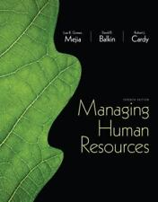 Set of 2: Managing Human Resources (7th Edition) - Hardcover - GOOD