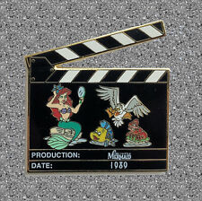 DISNEY Shopping Pin Ariel Clapboard  - LE 500 - Little Mermaid