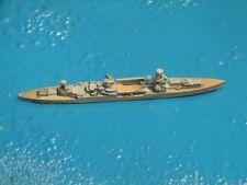 1/2400 Handpainted US WWII Heavy Cruiser LOUISVILLE