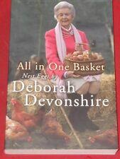 ALL IN ONE BASKET ~ nest eggs by DEBORAH DEVONSHIRE
