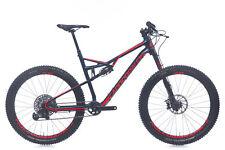 2017 Cannondale Habit Carbon 1 Mountain Bike 19in Large SRAM Eagle XX1 Lefty