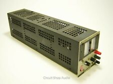 Kepco 0-6 VDC 0-10A / Regulated Power Supply / JQE 6-10M / H68359 -- KT