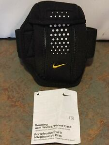 NEW Nike Running Jogging Arm Band Sport Case Holder Strap Cell Phone