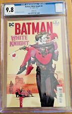 Batman White Knight #8 CGC 9.8 NM/MT Sean Murphy Variant Cover B - 1ST PRINT!