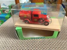ELIGOR 1934 FORD V8  FIRE TRUCK NEW IN BOX San Francisco FIRE DEPARTMENT