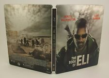 STEELBOOK Book of Eli Blu-ray Used