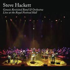 STEVE HACKETT - GENESIS REVISITED BAND & ORCHESTRA: LIVE  3 CD NEU