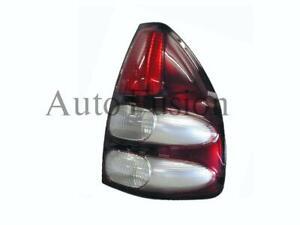 Right (Driver) Side Tail Light For Toyota Prado J120 (2003 - 2009)