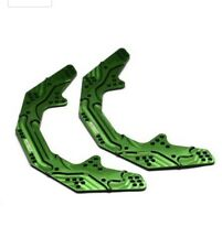Integy Rc C22776green AX10 Alloy Main Chassis  Upgrade Part