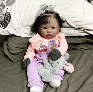 Cuddle Baby DeeDee By Linda Murray
