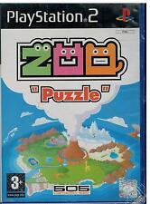 Zoo Puzzle (PS2 Nuevo)