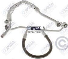 Omega A/C Manifold Hose Fits: Ram 2500 / 3500 5.9L Diesel (See Chart)