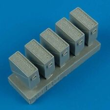 QUICKBOOST 1/48 AC47 Ammo Boxes for RMX (5)  QUB48296