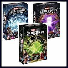 Marvel Studios Cinematic Universe Phase 1-3 Blu-ray Avengers Hulk Thor Iron Man