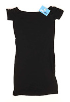 Atmosphere Womens Size 8 Cotton Blend Black Top (Regular)